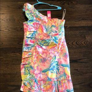 NWT Lilly Pulitzer Tiffani dress 14